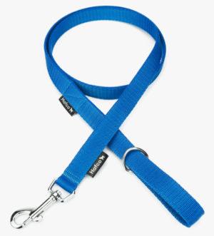 Vodítko Hafco classic modré 120cm