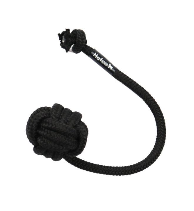 Míček pro psa Hafco Play - černý